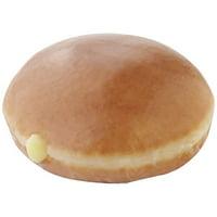 Krispy Kreme Glazed Lemon Filled Doughnut