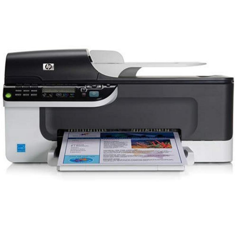 HP Officejet J4550 All In One Printer by HP
