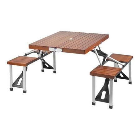Picnic at Ascot Portable Picnic Table Set  25.5