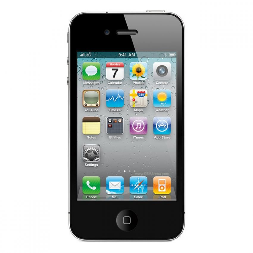 """Recertified - Apple iPhone 4 MD439LL/A Black 8GB Verizon..."
