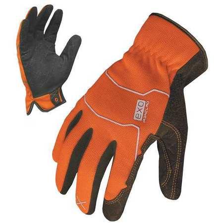 Ironclad Size 2XL Mechanics Glove,EXO-HSO-06-XXL