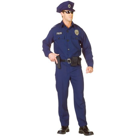 Officer Adult Halloween - Officer Bradley Halloween