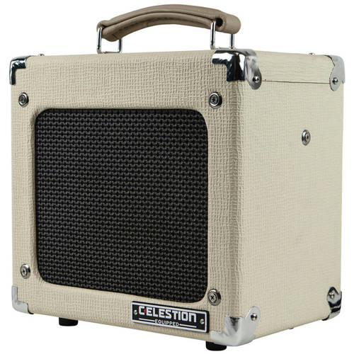 MONOPRICE 5-Watt, 1x8 Guitar Combo Tube Amplifier with Celestion Speaker by Monoprice