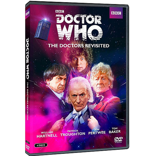 Doctor Who: The Doctors Revisited - 1-4 (Widescreen)