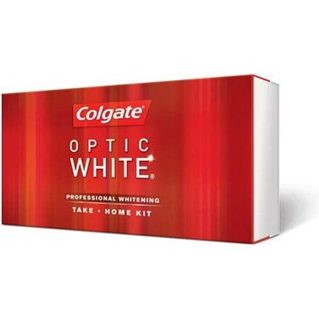 Colgate Optic White Gel Professional Whitening Take-home Kit
