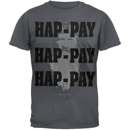 Duck Dynasty - Hap-Pay Face T-Shirt
