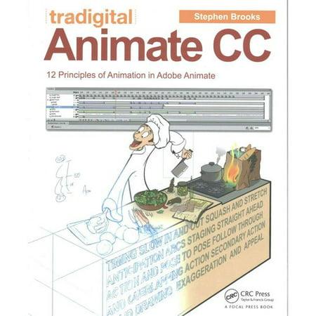 Tradigital Animate Cc  12 Principles Of Animation In Adobe Animate