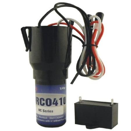 URCO410RC Genuine OEM Supco 4 'N 1 Hard Start 1/4-1/3