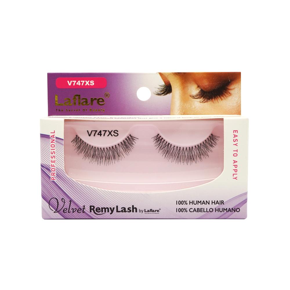 LAFLARE Velvet Remy Lash - V747XS (3 Pack) - image 1 of 1
