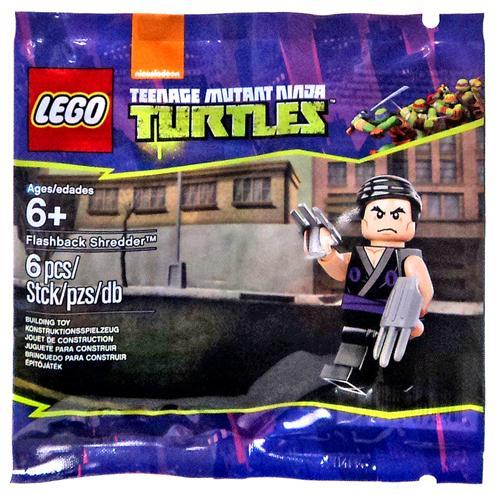 Teenage Mutant Ninja Turtles Flashback Shredder Set LEGO 6076195