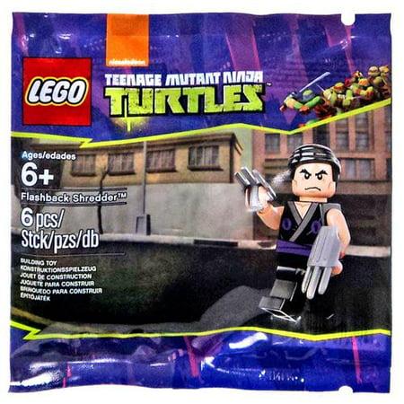 Teenage Mutant Ninja Turtles Flashback Shredder Set LEGO (Lego Teenage Mutant Ninja Turtles Toys R Us)