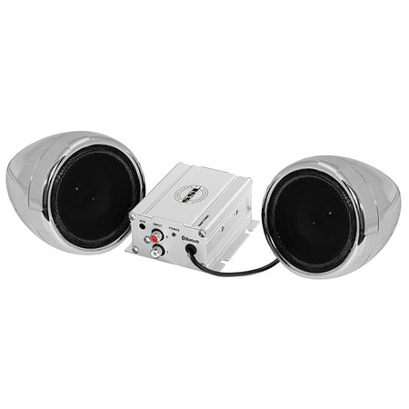Motorcycle Stereo - Soundstorm Motorcycle System 3