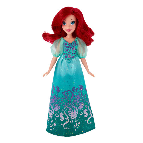 Disney Princess Royal Shimmer Ariel Doll by Hasbro