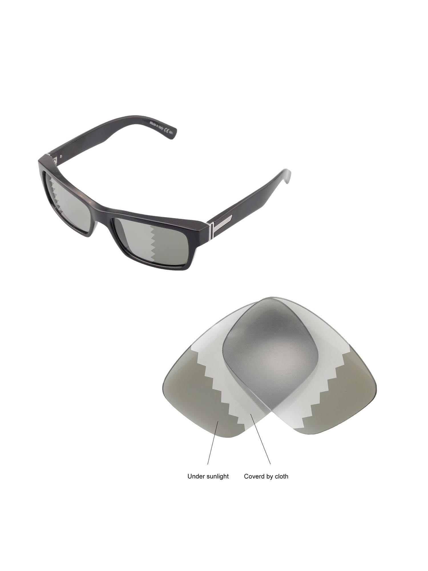 Choose your lens STYLE Replacement Lenses for Von Zipper Fulton