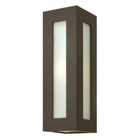 Hinkley Lighting 2194BZ Dorian Outdoor Wall Light, (Hinkley Bronze Outdoor Lighting)