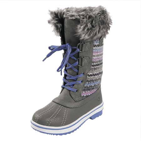 Northside Kids Bishop Jr Girls Fully Lined Tall Winter Fashion Boot Little Kid Big Kid Big And Tall Boots