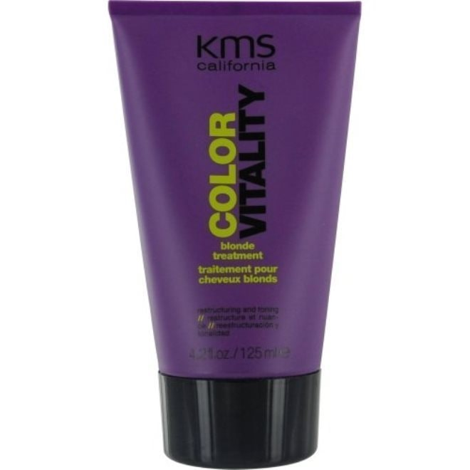 KMS  Color Vitality 4.2-ounce Blonde Treatment