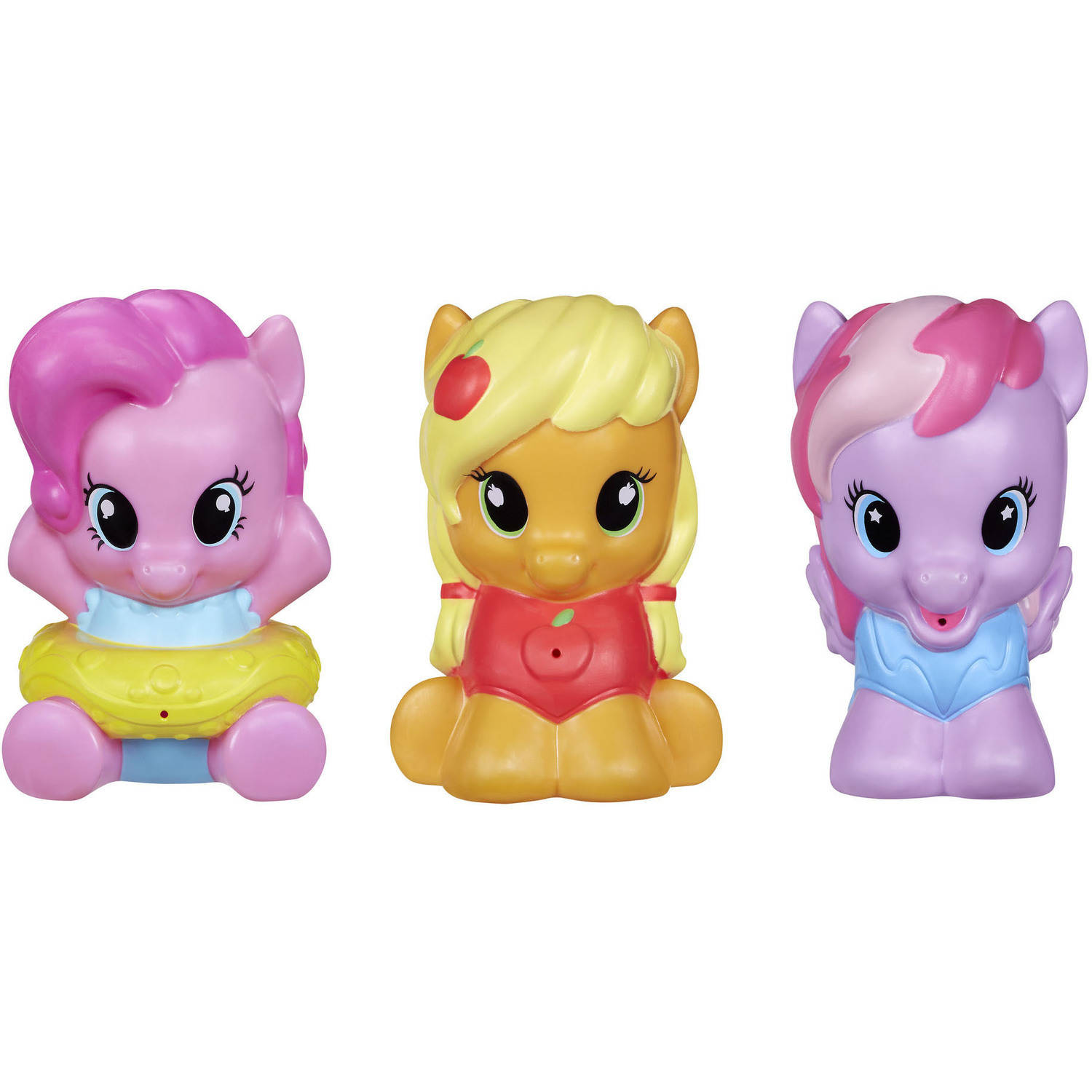 Playskool Friends My Little Pony Bath Squirters by