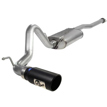 aFe MACH Force XP 3in Cat-Back Stainless Steel Exhaust System w/Black Tip Toyota Tacoma 13-14 4.0L