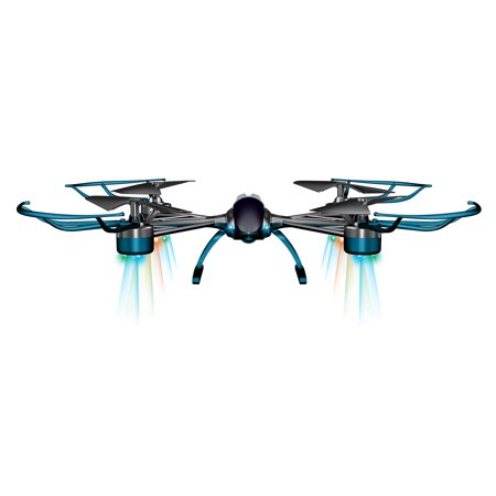 Alta Quadcopter RC Drone WiFi FPV Live Stream Camera with 3 Batteries and Remote Control by