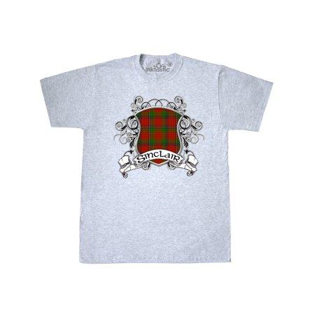 Sinclair Tartan Shield T-Shirt