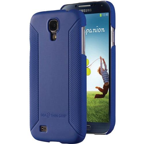 DBA CASES 799599996602 Samsung(R)Galaxy S(R)IV Thin Grip Case (Monaco Blue)