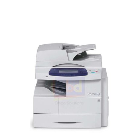 Refurbished Xerox WorkCentre 4250/X Monochrome Laser Multifunction Printer - 45ppm, Print, Copy, Scan, Fax, Auto Duplex, Network, A4/A5, 1200x1200 DPI, 1 Tray