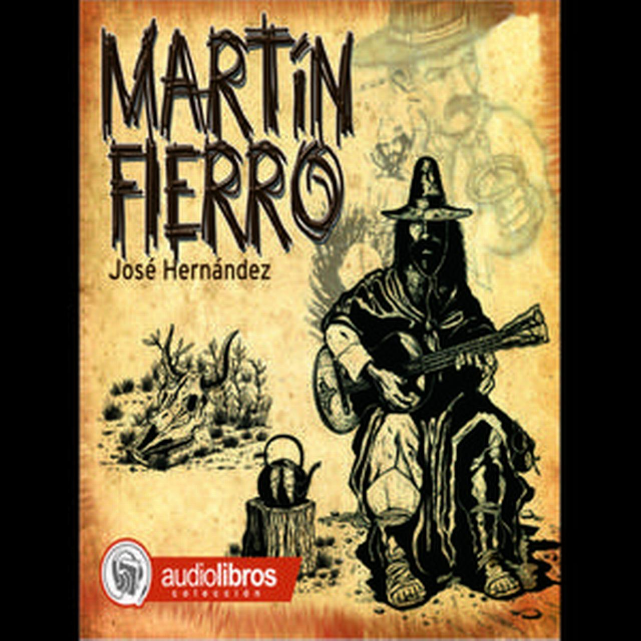 Martín Fierro - Audiobook
