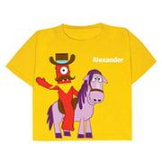 Personalized Yo Gabba Gabba! Muno Cowboy Toddler Boys' T-Shirt