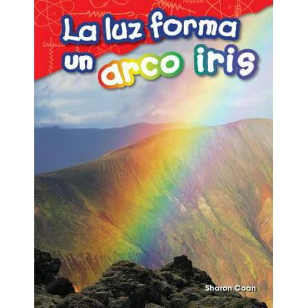 La Luz Forma Un Arco Iris   Light Makes A Rainbow