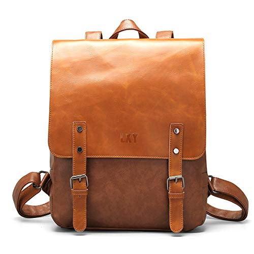 Lxy Vegan Leather Backpack Vintage