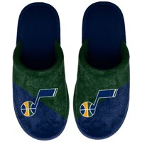 Utah Jazz Big Logo Scuff Slippers