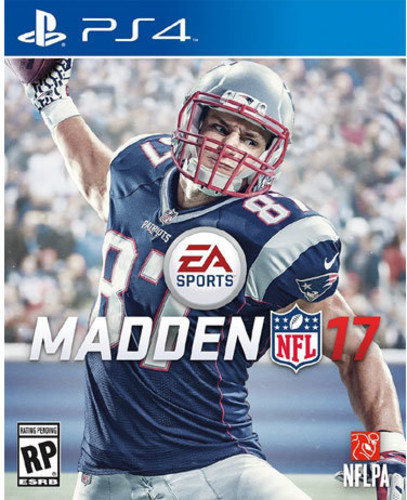 Madden NFL 17 (Playstation 4) by Electronic Arts