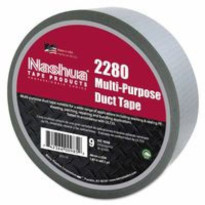 2280 General Purpose Duct Tapes, 9 mil, 55m x 48mm, Silver