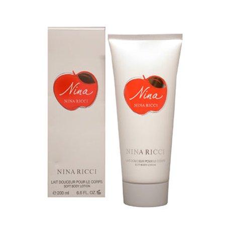 NINA by Nina Ricci 6.6 oz Perfume Shower Gel New NIB