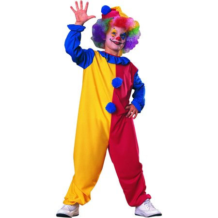 Haunted Doll Costume (Rubie's Haunted House Child's Clown)