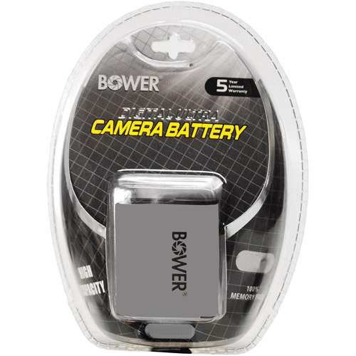 Bower XPDC9L Digital Camera Battery Replaces Canon NB-9L