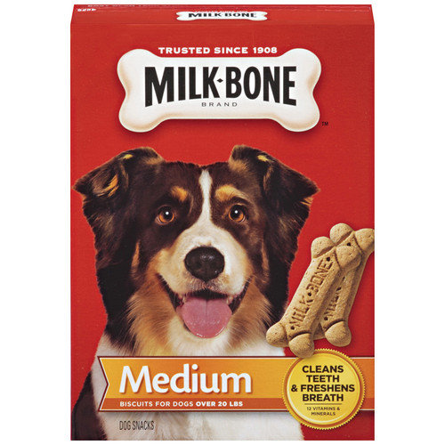 Del Monte Pet Food Milk Bone Dog Snack