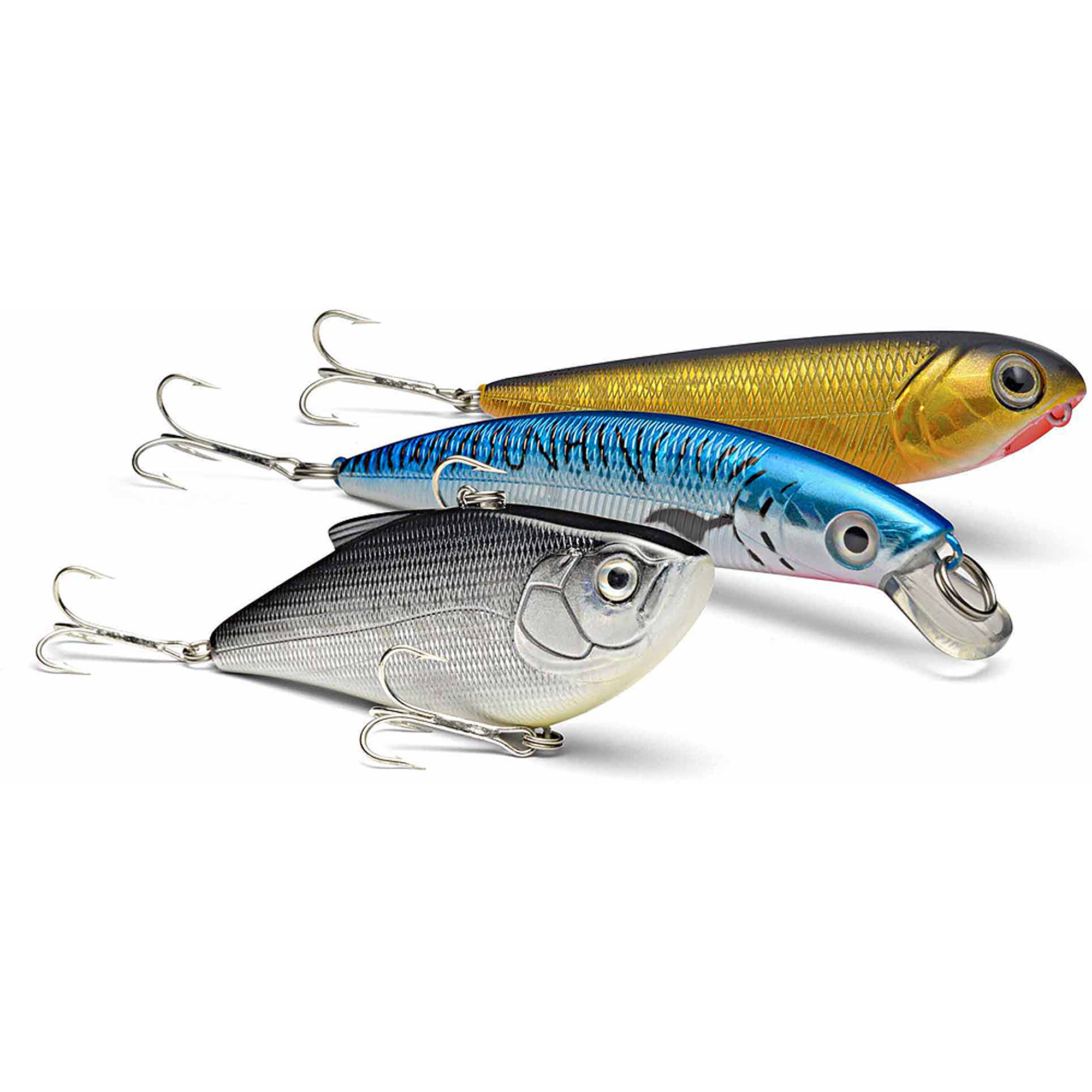 Hurricane Salt Tackle® Saltwater Hardbaits Fishing Lure