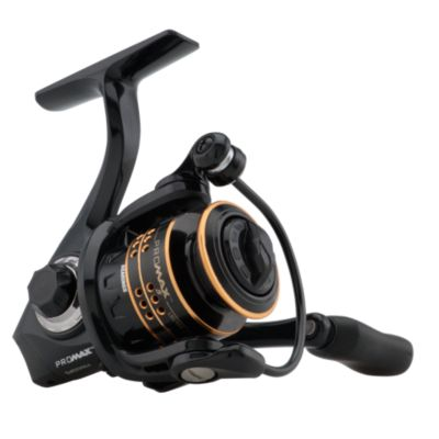 Pro Series Bass Reel - Abu Garcia Pro Max Spinning Fishing Reel