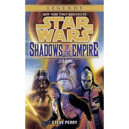 Shadows of the Empire: Star Wars Legends - eBook