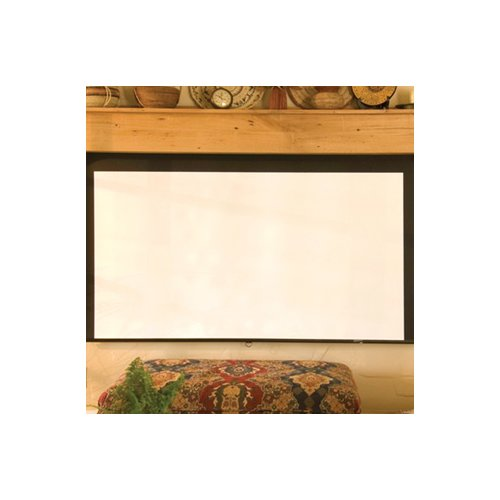 Draper Silhouette/Series M Contrast White Electric Projection Screen