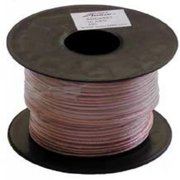 Audio2000'S ADC2827 Two Conductor, Transparent High Performance Speaker Cable Roll, 16 AWG (50 Feet)