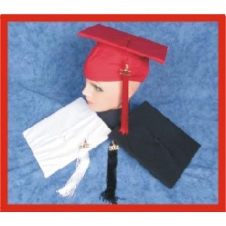 Graduation Cap & Tassel - Graduation Costume