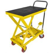 JEGS 81426 Hydraulic Lift Cart 500 lb. Capacity