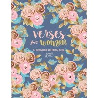 Bible Verse Coloring: Inspired To Grace Verses For Women: A Christian Coloring Book: A Scripture Coloring Book for Adults & Teens (Paperback)