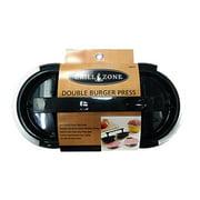 Blue Rhino 00375TV Double Burger Press
