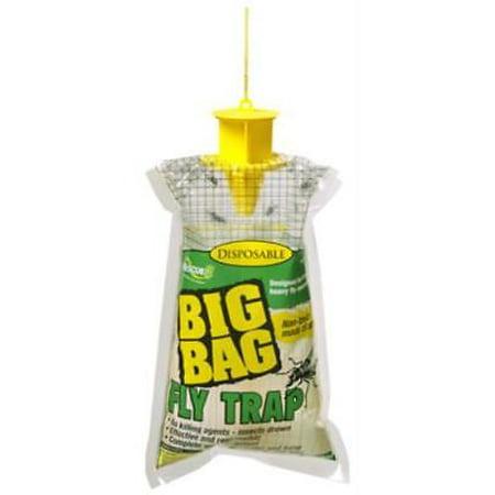 Rescue Big Bag Fly Trap Catches Up To 40000 Flies Per Bag 2PK Lifeline Rescue Throw Bag