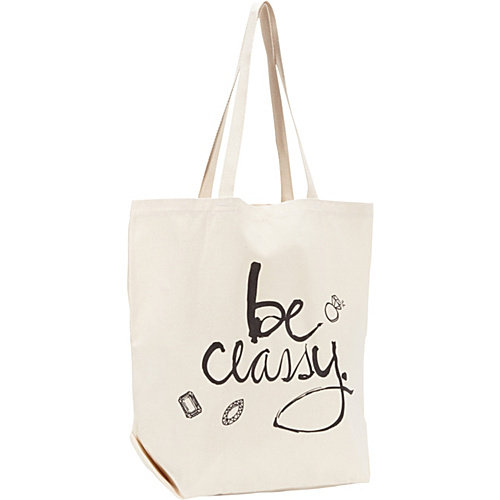 Dogeared Be Classy Tote