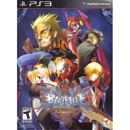 BlazBlue: Continuum Shift EXTEND Limited Edition - Playstation